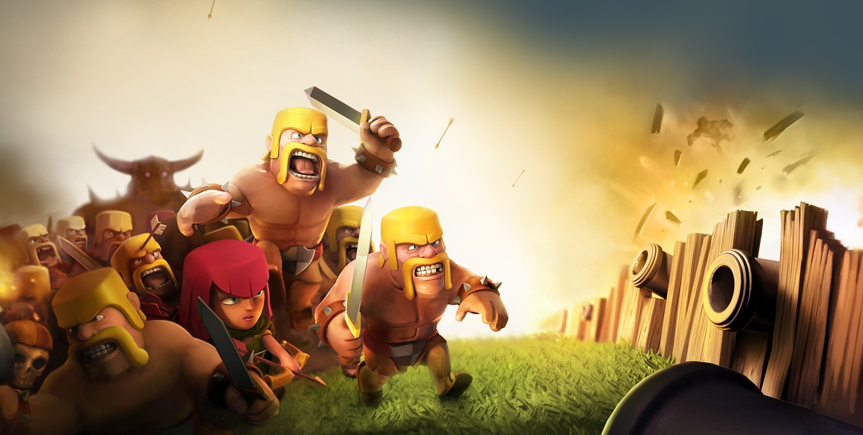 Clash of the Clans: Um jogo fantástico de estratégia para o iPad