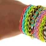 Aprende a fazer as pulseiras de elásticos!