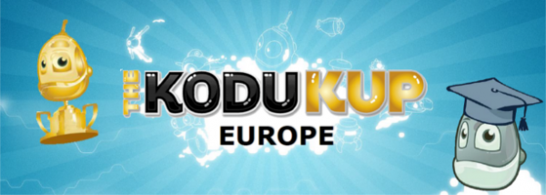 KoduKup Europe – Mais uma iniciativa ligada à programação!