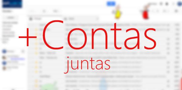 Checker Plus - Vê várias contas Gmail numa única janela...