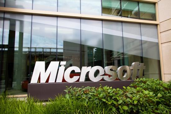 Campus da Microsoft.