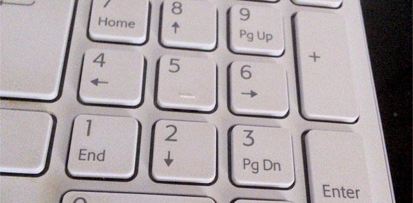 Windows 8.1: Sabias que podes mover o rato no ecrã com o teclado numérico.