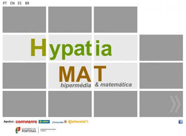 Treina matemática online com a Hypatia