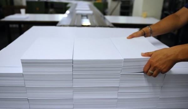 Quanto papel é preciso para imprimir toda a Intrenet?