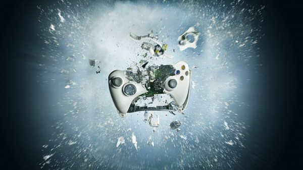 Video-Game-Controller-Photo-Wallpaper