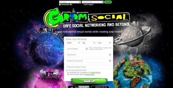Rapaz cria rede social depois de ser proibido entrar no Facebook