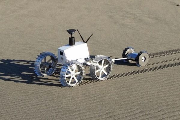 Empresa auto desafia-se a explorar minério na Lua