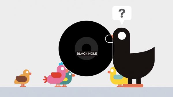 E se tivesse um buraco negro no bolso das suas calças?