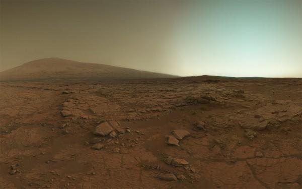 Superfície marciana