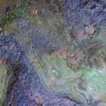 O que aconteceu com a atmosfera original de Marte?