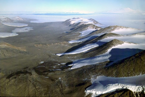 Vales Secos de McMurdo
