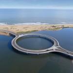 Parece uma rotunda mas… é só uma ponte