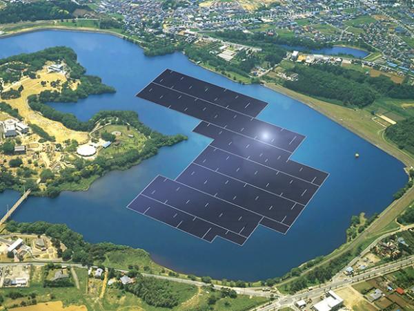 parque fotovoltaico japão