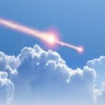 Meteoro com poder de bomba atómica explodiu no Atlântico