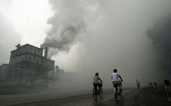 Poluição mata 5.5 milhões no mundo anualmente