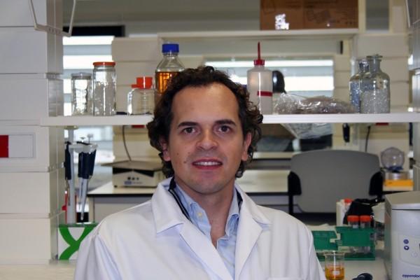 Filipe Pereira, coordenador do estudo do CNC