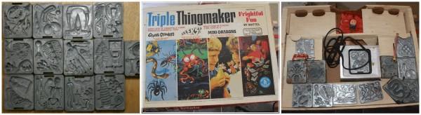 Mattel ThinkMaker antiga