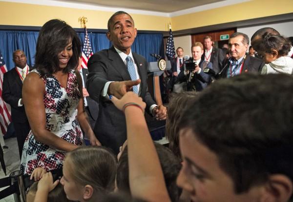 Nicholas Kamm / AFP / Getty Images
