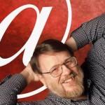 Morreu Raymond Tomlinson… o pai do e-mail