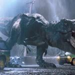 Jurassic Park ao vivo? Aconteceu num estacionamento