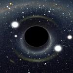 Encontrado alinhamento estranho de Buracos Negros