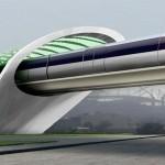 Hyperloop – O comboio supersónico do futuro já está em testes
