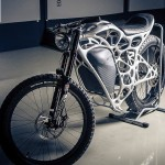 Light Rider – Lançada a primeira mota impressa em 3D