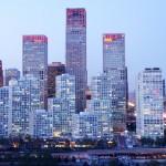 Pequim está a afundar 11 centímetros por ano!