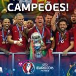 Portugal é Campeão Europeu! Vejam os melhores memes