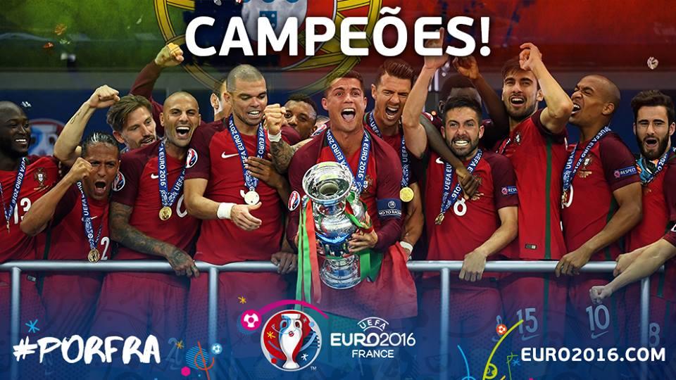 Portugal é Campeão Europeu! Vejam os melhores memes  18c41393d4f0f