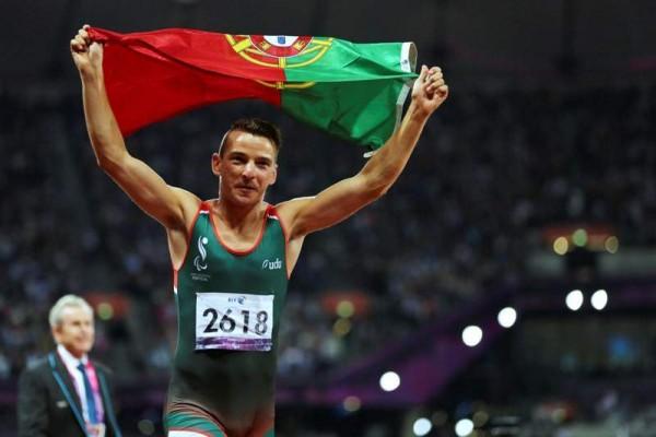 Lenine Cunha - Atleta paralímpico português é o mais medalhado no Mundo