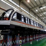 China quer ter comboio de levitação magnética que atinja 600 km/h