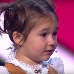 Rússia: menina de 4 anos fala 7 idiomas