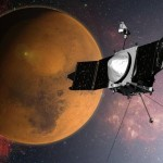 Agências irão tentar aterragem histórica em Marte