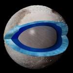 Coração de Plutão pode ter um oceano congelado por debaixo