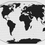 """Porque será que """"todos"""" os mapas do mundo estão errados?"""