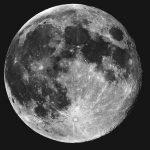 Alguém saberá quantos anos tem a Lua?