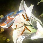 Japão cria drone-abelha para polinizar as flores