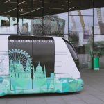 Transportes públicos autónomos em Londres