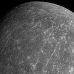 Sabia que o planeta Mercúrio está a encolher?
