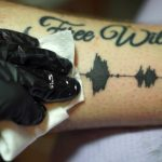 Soundwave Tattoos, as tatuagem que falam…