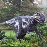 Dinossauro Megalosaurus vai ter nova cara