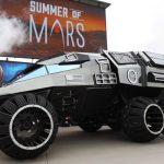 NASA proporciona visitas a Marte