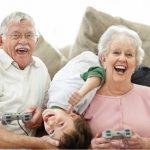 Hoje é o Dia Nacional dos Avós