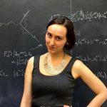 Einstein já tem substituto, tem 23 anos e chama-se Sabrina Pasterski