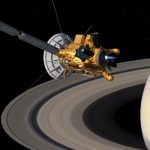A nave Cassini vai desaparecer para sempre esta sexta-feira