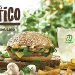 McDonald's alia-se a chef português e cria hambúrguer Rústico