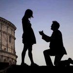 Um pedido de casamento virtual, mas muito real!