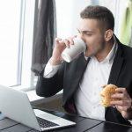 Coma devagar, pela sua saúde