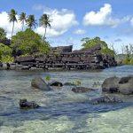 Imagens de satélite mostram cidade esquecida no Pacífico